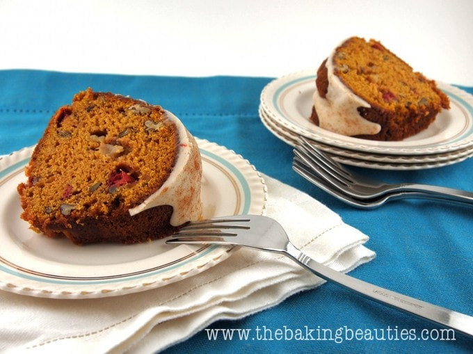 Gluten-free All In One Holiday Bundt Cake