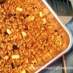 Autumn Baked Oatmeal