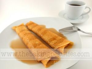 Gluten-free Pumpkin Crepes