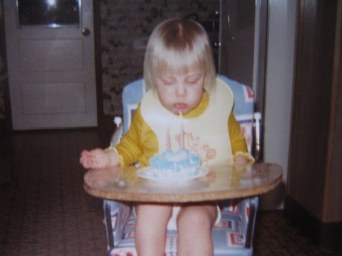Help Me Celebrate with Gluten-Free Birthday Cake
