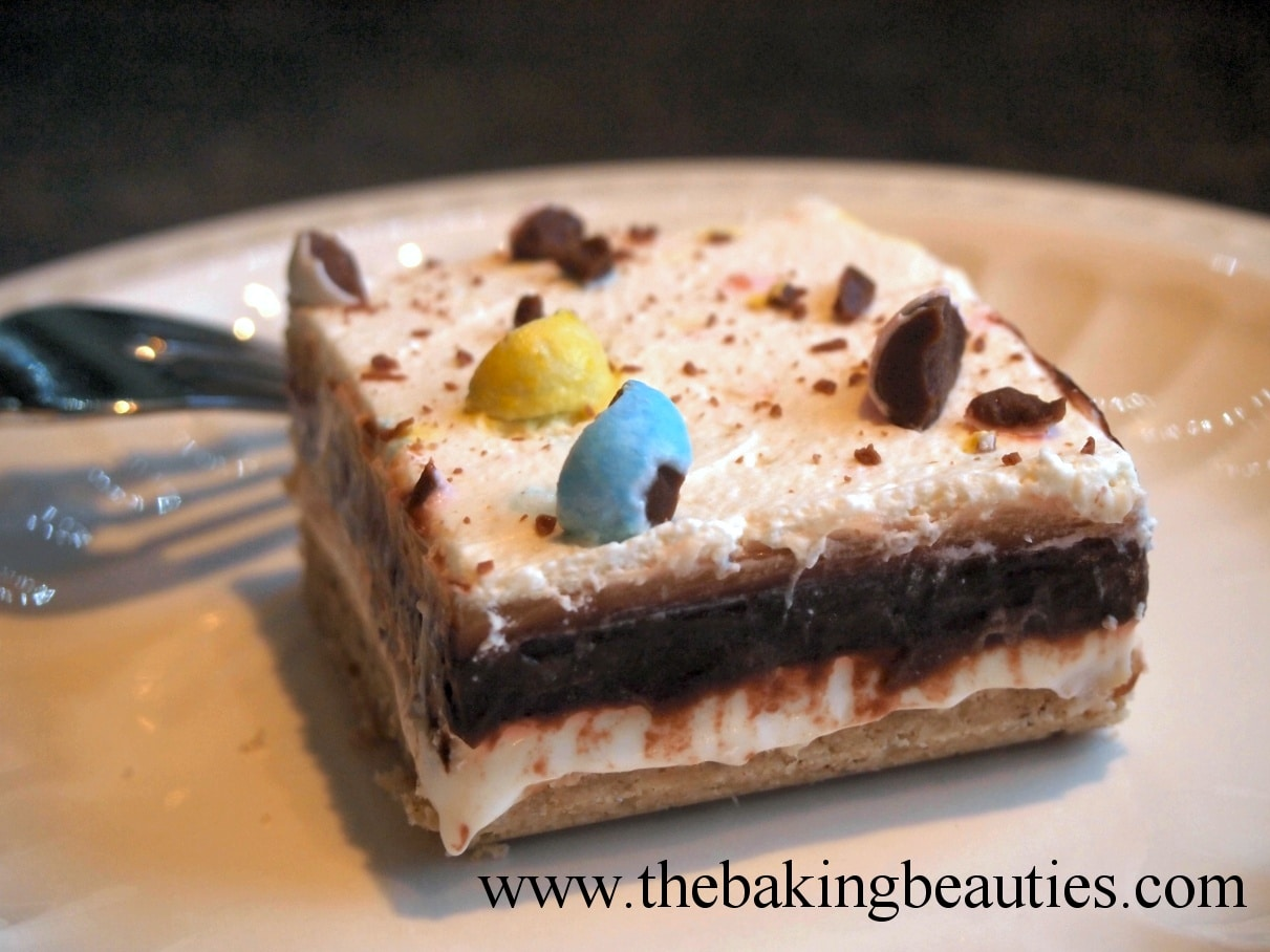 "Gluten-free ""Six Layer Dessert"""