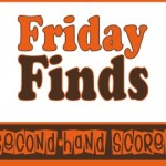 Friday Finds ~ Second-hand Scores {June 22, 2012}
