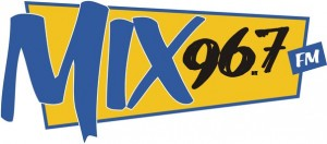 Mix96.7 logo