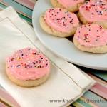Gluten Free Sour Cream Sugar Cookies