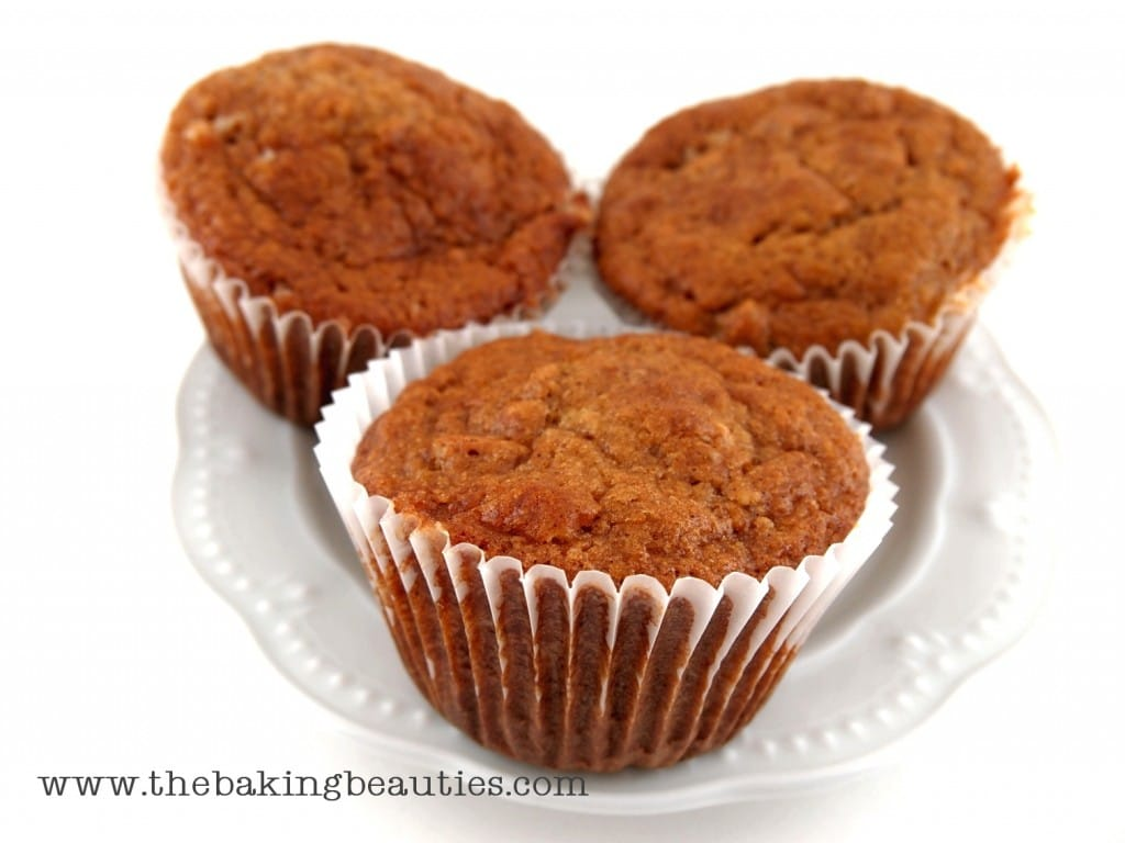 free Applesauce Spice Muffins from Gluten-Free Baking for the Holidays ...