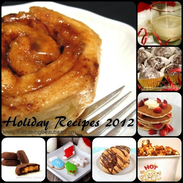 Gluten Free Holiday Recipes 2012 from The Baking Beauties