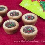 Gluten Free Peanut Butter Cup Cookies