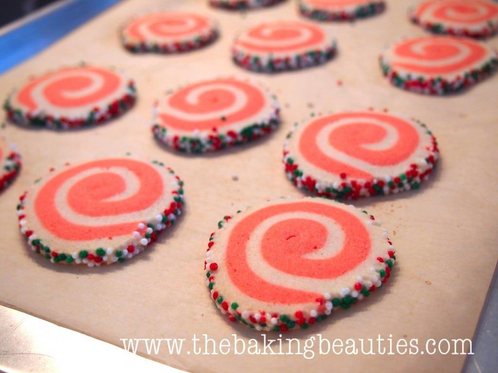 Gluten Free Swirl Cookies by The Baking Beauties