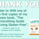 Win a copy of my new book!