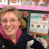 "Jeanine Friesen, author of ""The Everything Guide to Living Gluten-Free"