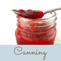 Gluten-free Canning Recipes