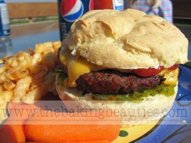 Gluten-free Burgers