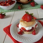Gluten Free Classic Strawberry Shortcake