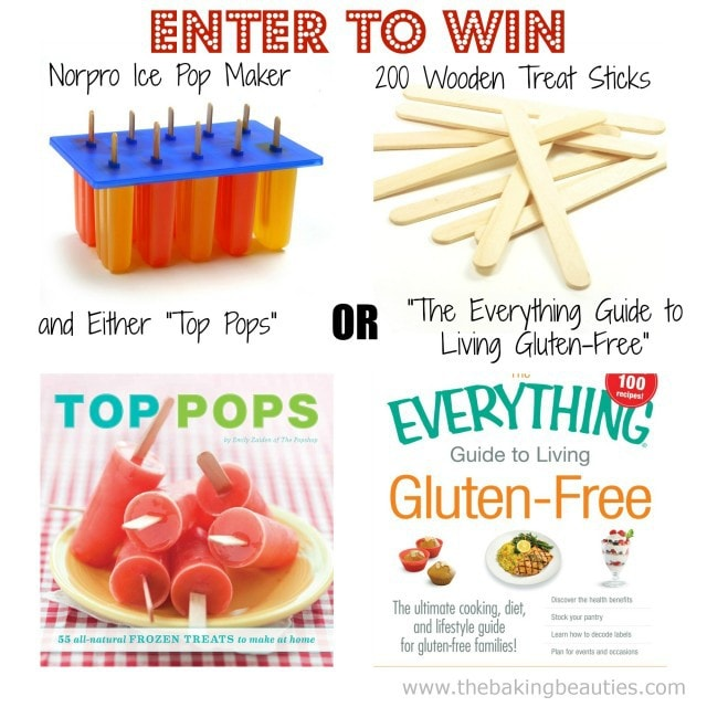 Enter to #WIN this cool Summertime Prize Pack from The Baking Beauties