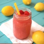 Frozen Raspberry Lemonade