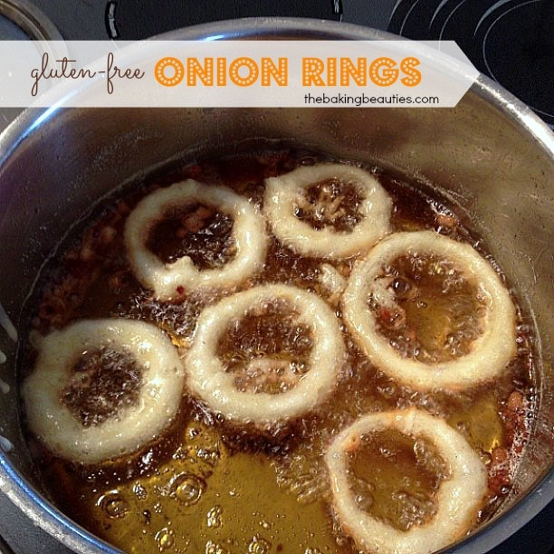 Crispy Gluten Free Onion Rings