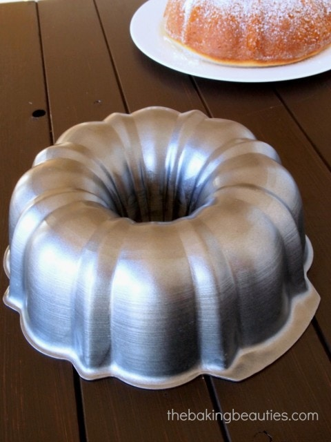Nordic Ware Bundt Pan | The Baking Beauties