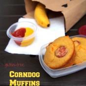 Gluten Free Corn Dog Muffins | The Baking Beauties