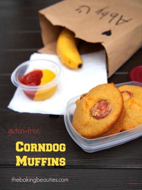 Gluten Free Corn Dog Muffins - Faithfully Gluten Free