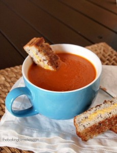 Creamy Gluten Free and Dairy Free Tomato Soup | The Baking Beauties