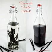 Homemade Vanilla Extract | The Baking Beauties