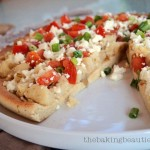 Adventures in a Gluten Free Kitchen {Gluten Free Garlic Mashed Potato Pizza}