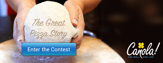 Enter to WIN the Great Pizza Contest