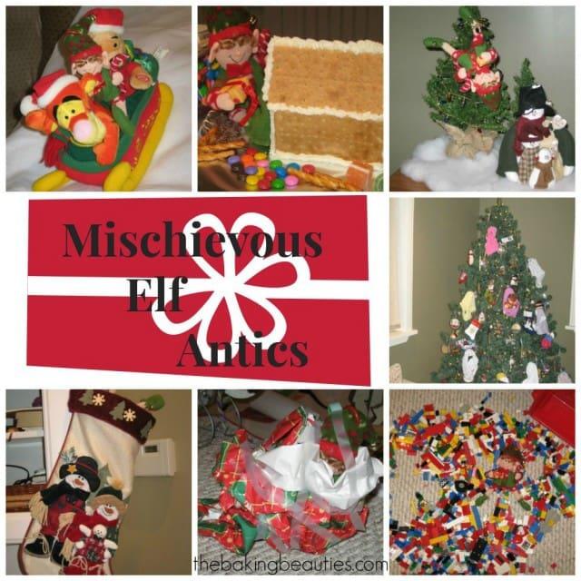 Mischievous Elf Antics by The Baking Beauties