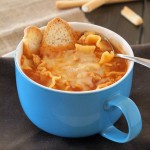 Gluten Free Turkey Lasagna Soup {Plus a Giveaway!}