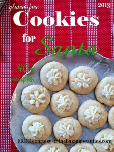 40+ Gluten Free Cookies for Santa FREE E-book | The Baking Beauties