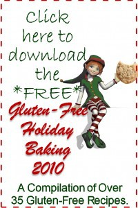 FREE Holiday E-Book from The Baking Beauties