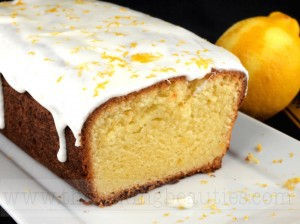 Gluten Free Lemon Pound Cake | The Baking Beauties