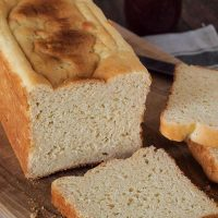 Gluten Free Millet Sandwich Bread