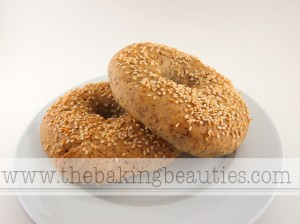 Gluten, Dairy and Egg Free Bagels | The Baking Beauties
