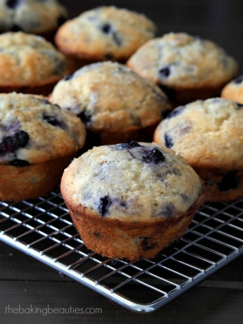 Gluten Free Blueberry Muffins America S Test Kitchen Quot The