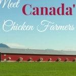Meet Canada's Chicken Farmers #ChickenDotCA
