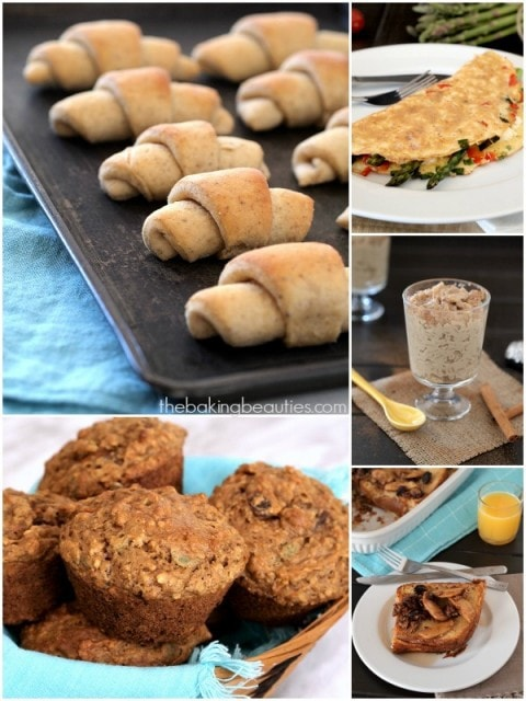 Breakfast Beauties: 25 Gluten-Free Breakfast and Brunch Recipes Ebook