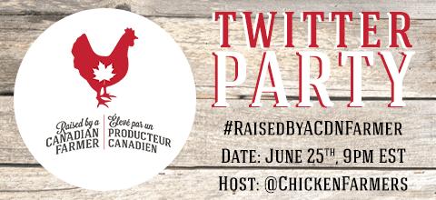 #RaisedByACDNFarmer Twiter Party