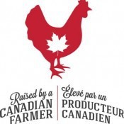 Look for the new #RaisedbyaCNDFarmer Logo