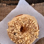 Gluten Free Maple Walnut Doughnuts