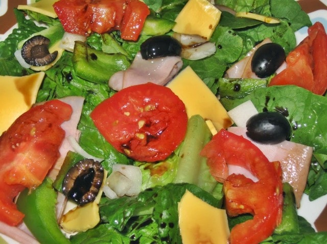 The Maine Italian Salad from Those Who Help Themselves