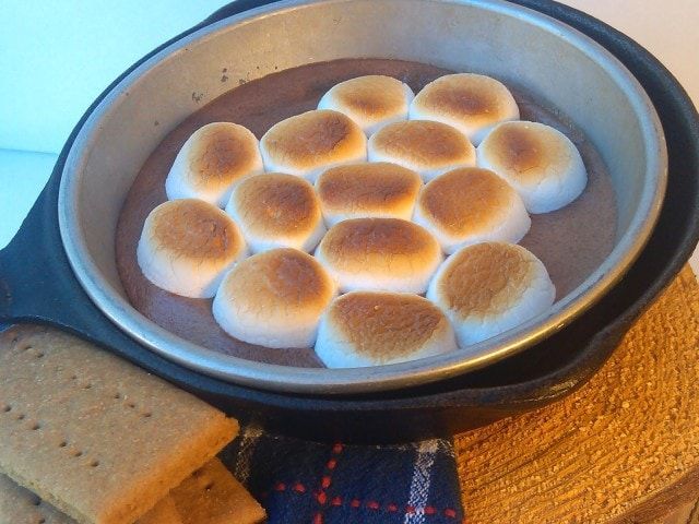 S'mores Dip from Fairy Wings and Pixie Dust
