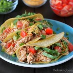 Easy Shredded Turkey Tacos