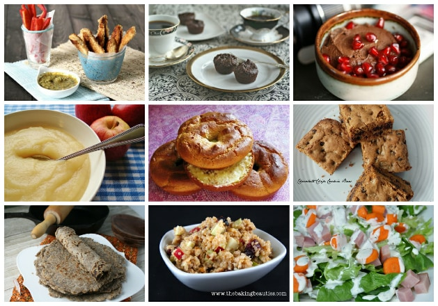 40 Kid-Friendly & Allergy-Friendly Lunch Recipes from Allergy Free Alaska