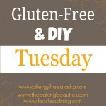 Gluten Free and DIY Tuesday Link Up 9-09-2014