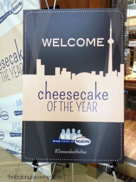 Cheesecake of the Year 2014 Bake-Off