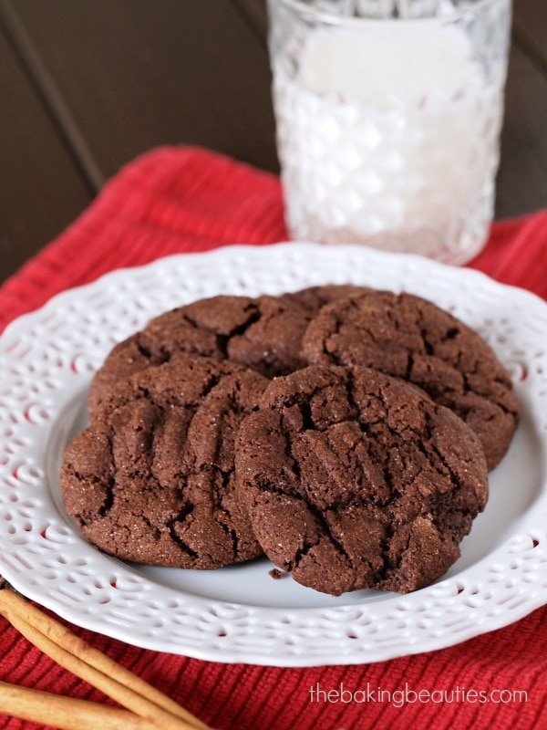 Gluten Free and Vegan Hot Cocoa Snickerdoodles