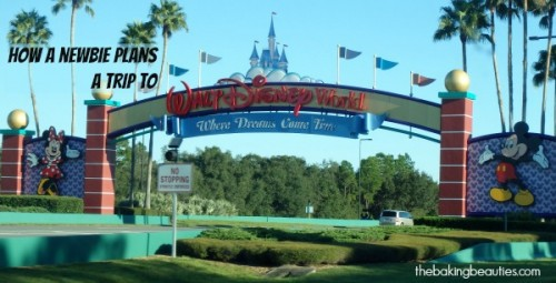 How a Newbie Plans a Trip to Disney World