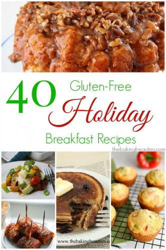 40 Gluten Free Holiday Breakfast Recipes