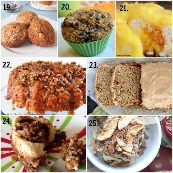 40 Gluten Free Holiday Breakfast Recipes
